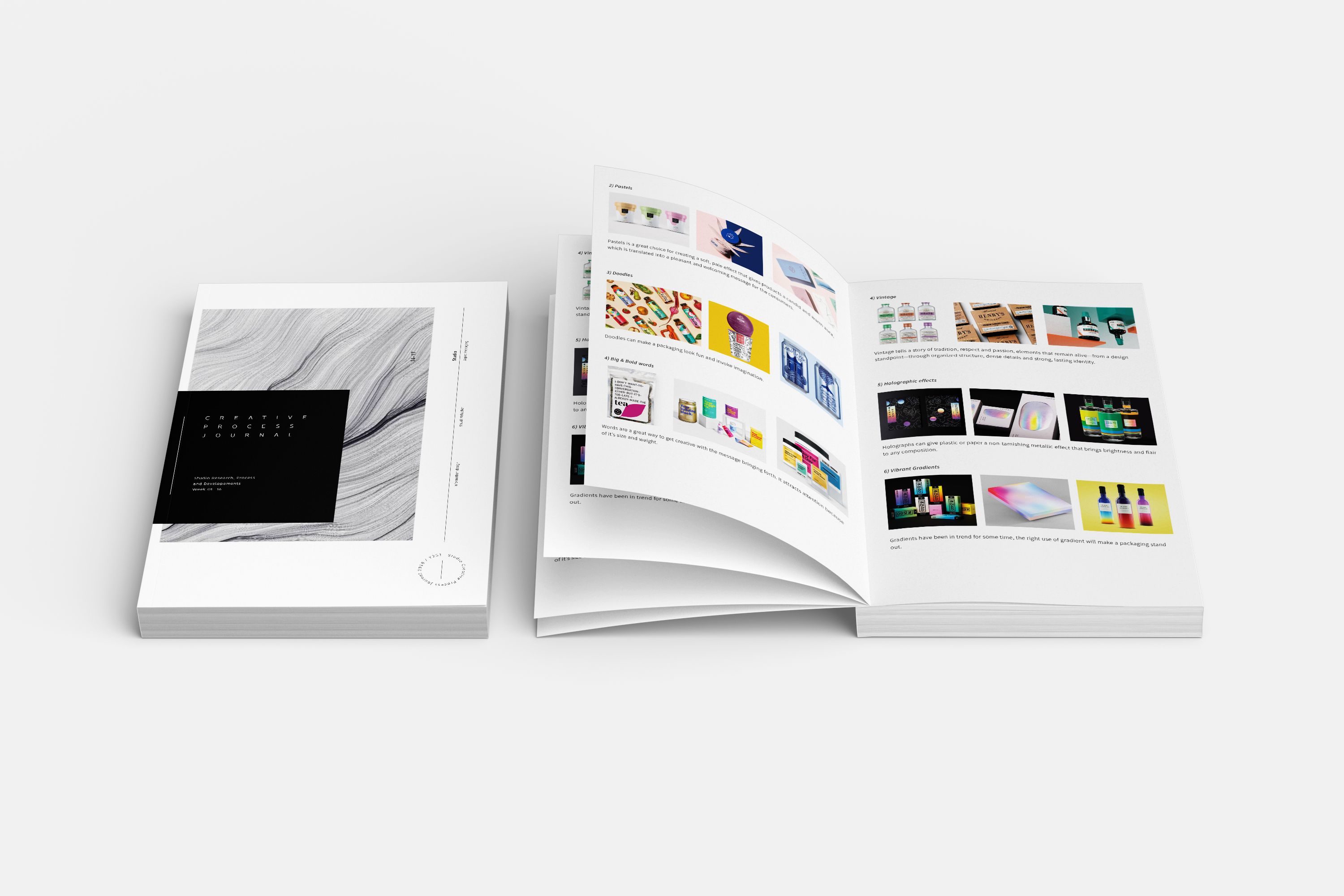 Softcover Book Mock-Up (Free) by MassDream