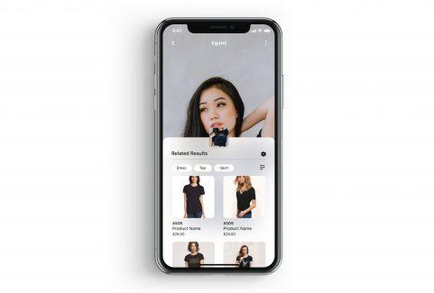 Egami Mobile App Prototyping