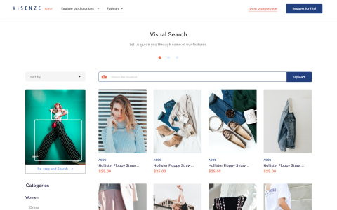 Product Demo Site